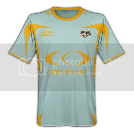 Houston Dynamo Away Image